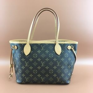 Preowned Louis Vuitton Neo Neverfull PM Monogram